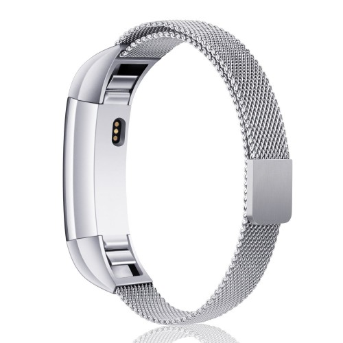 Alta HR NEW color Stainless Steel Replacement Spare Band Strap for Fitbit Alta